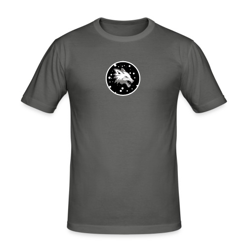 FoxTunes Merchandise - Mannen slim fit T-shirt