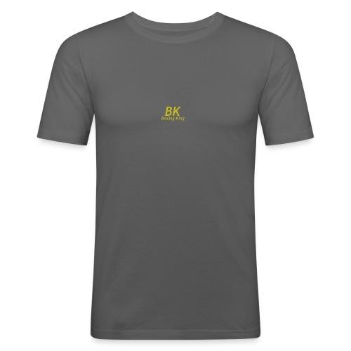 Boxing King - Men's Slim Fit T-Shirt