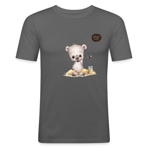 Noah der kleine Bär - Männer Slim Fit T-Shirt