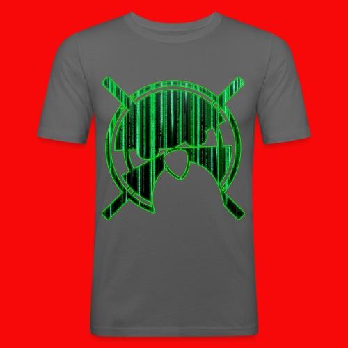 linux-Geek - T-shirt près du corps Homme
