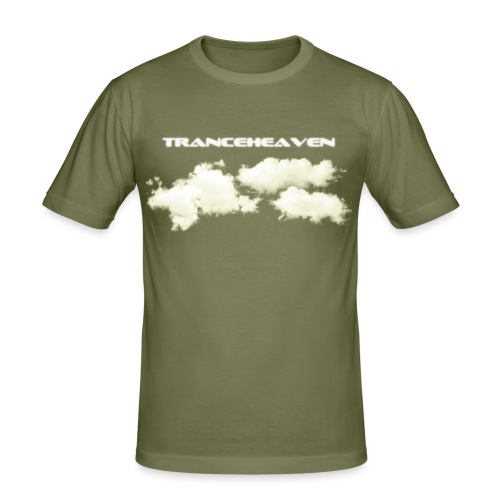 tranceheaven - Slim Fit T-shirt herr