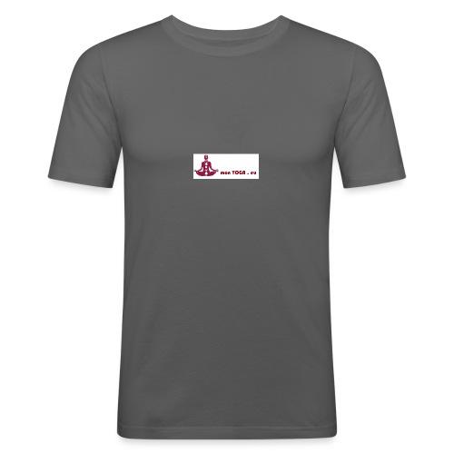 logo club - T-shirt près du corps Homme