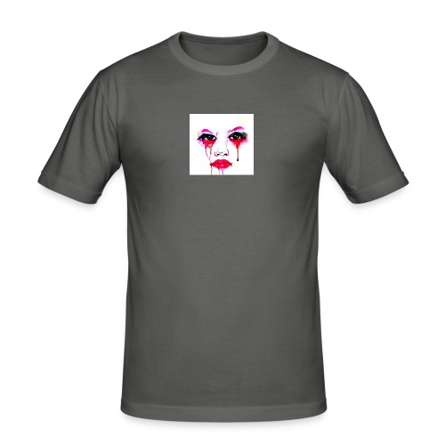 4-jpeg - Camiseta ajustada hombre
