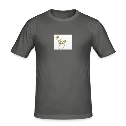 King wears - Men's Slim Fit T-Shirt