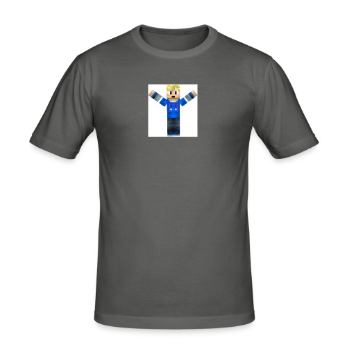 Ozzians_skin_bild - Slim Fit T-shirt herr