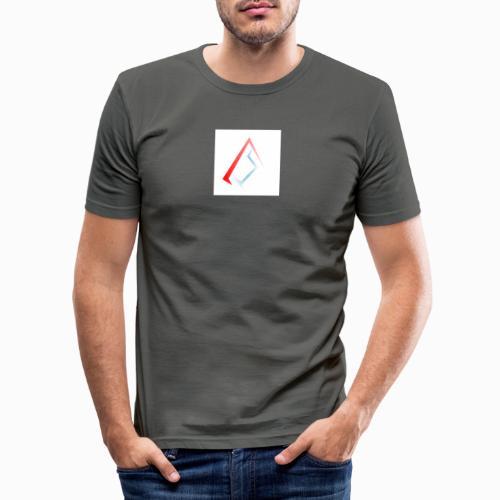T-shirt BIO , THE DF , motif VS returned , - T-shirt près du corps Homme