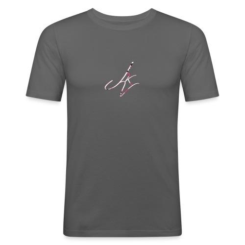 [LIMITED EDITION] JKV Merch - Men's Slim Fit T-Shirt