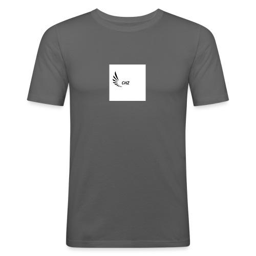 CHZ FLY - Maglietta aderente da uomo