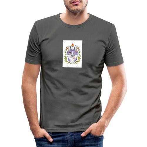 E8E4BD59 F38D - Camiseta ajustada hombre