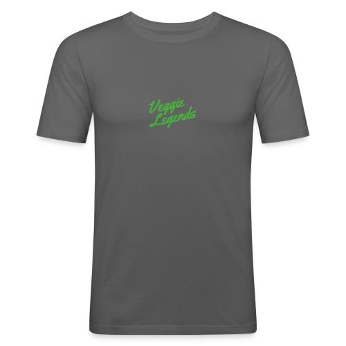 Veggie Legends - Men's Slim Fit T-Shirt