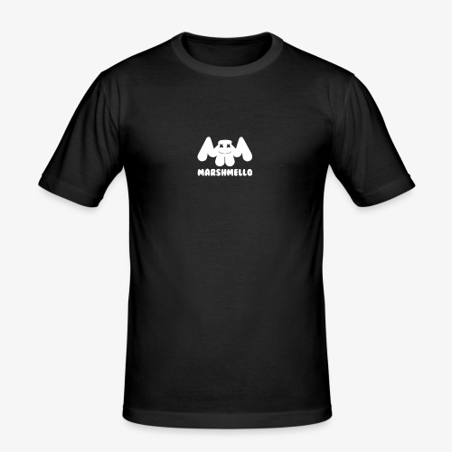 Marshemello Merch - Men's Slim Fit T-Shirt