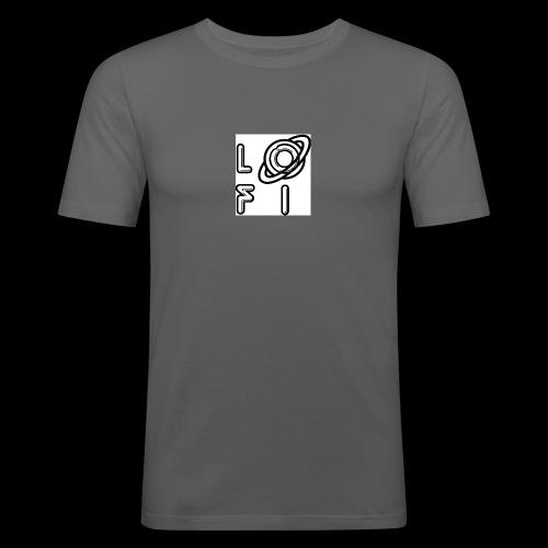 PLANET LOFI - Men's Slim Fit T-Shirt