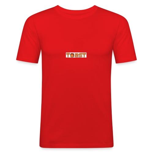 Toast Muismat - Mannen slim fit T-shirt