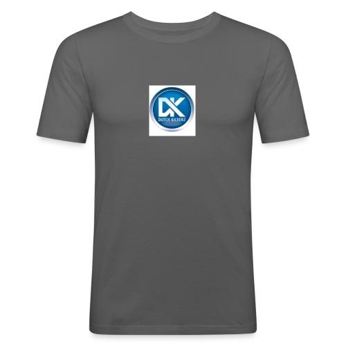 Lange Mouwen Shirt Vrouwen - Mannen slim fit T-shirt