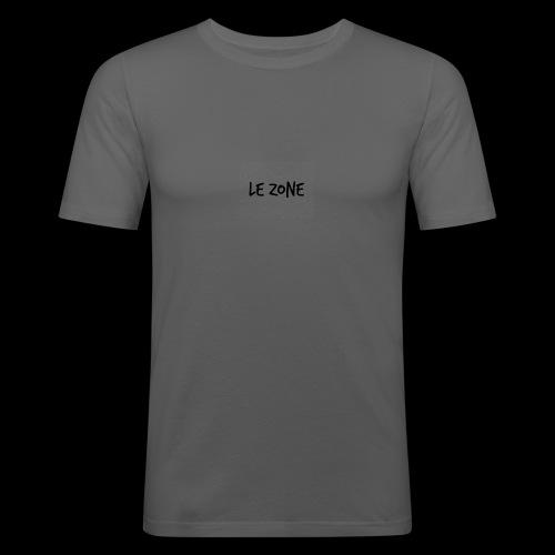 Le Zone Officiel - Herre Slim Fit T-Shirt
