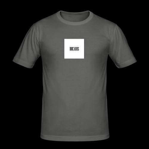 DUCADOS 4LIFE - Camiseta ajustada hombre