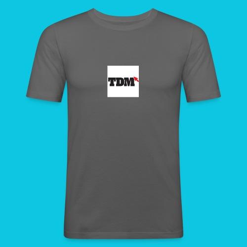 trui - Mannen slim fit T-shirt