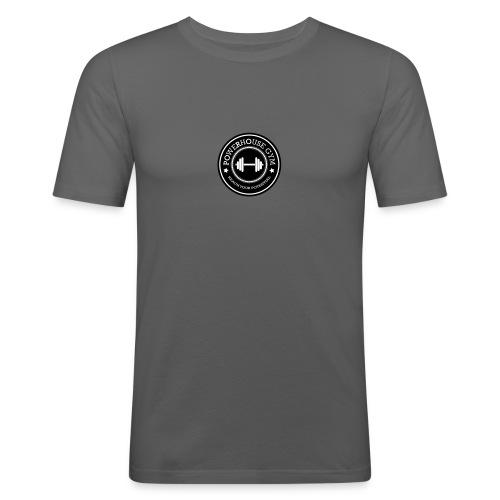 Powerhouse - Mannen slim fit T-shirt