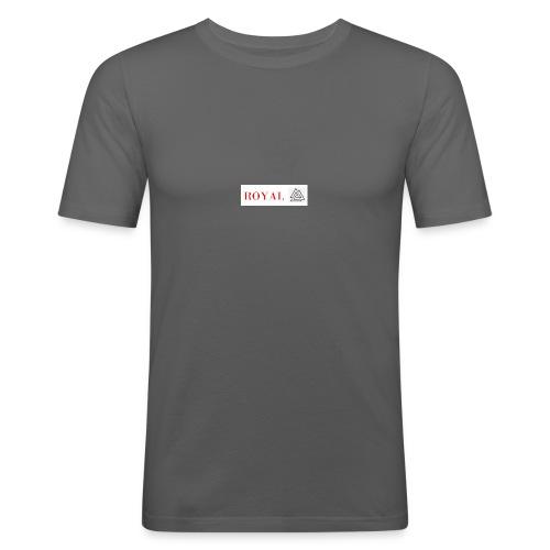 ROYAL2017 - Mannen slim fit T-shirt