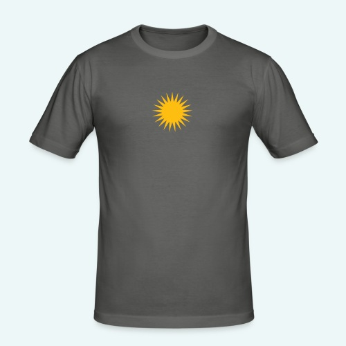 PARMA SUN - Herre Slim Fit T-Shirt