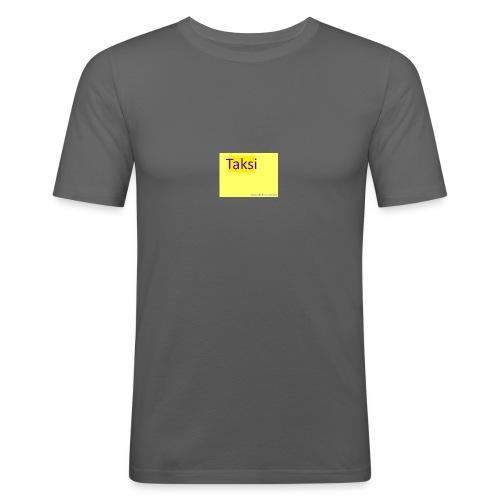 taksifoorumi - Miesten tyköistuva t-paita