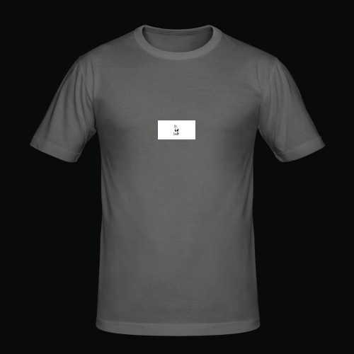 bafti long sleeve tee - Herre Slim Fit T-Shirt