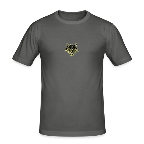 WOLFZER CAMO - T-shirt près du corps Homme