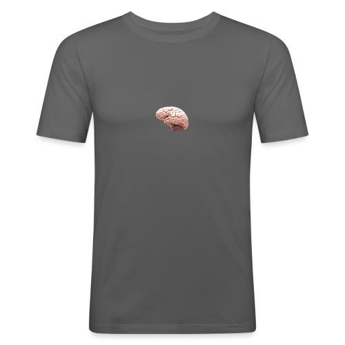 Brain - T-shirt près du corps Homme