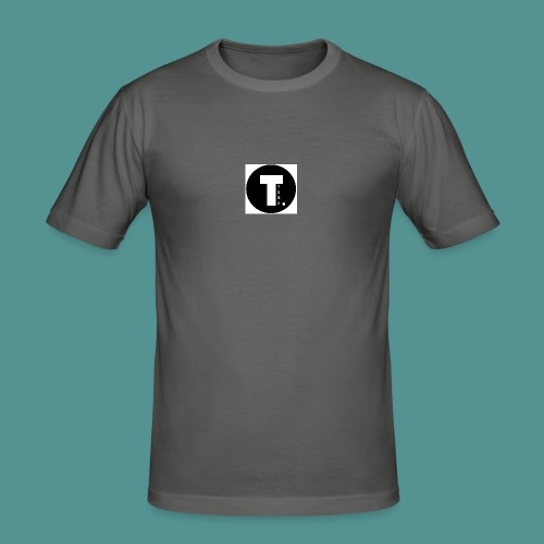 T by Tyers - T-shirt près du corps Homme