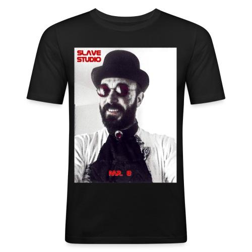 Mr. 8 - Maglietta aderente da uomo