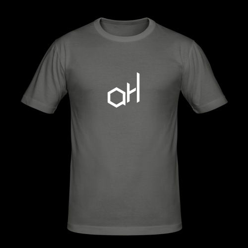 ARL Logo - Mannen slim fit T-shirt