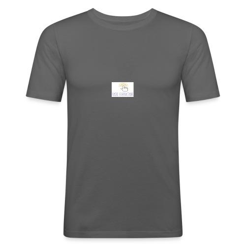 GADGET RADIO GIARRATAnNA - Maglietta aderente da uomo