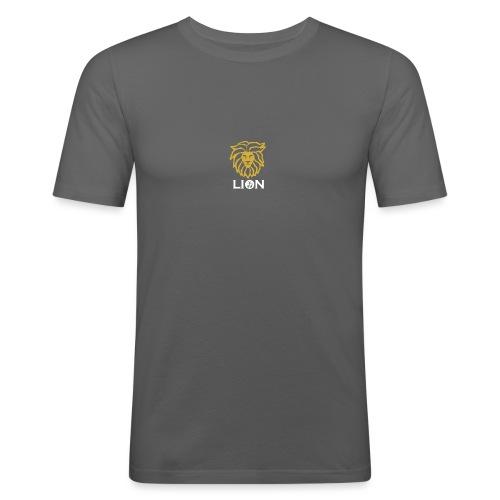 Lion - Men's Slim Fit T-Shirt