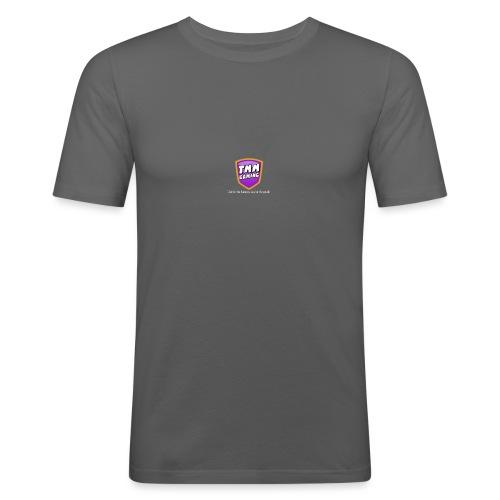 TMM small logo - Slim Fit T-shirt herr