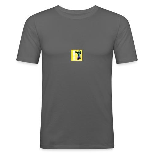 Zombie Gamer 89 - Tshirt - Maglietta aderente da uomo