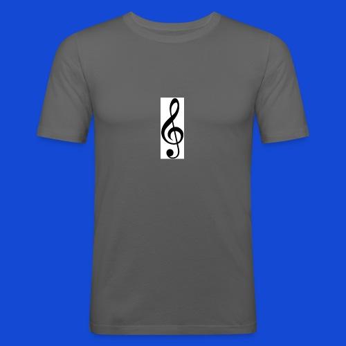 musical - Camiseta ajustada hombre