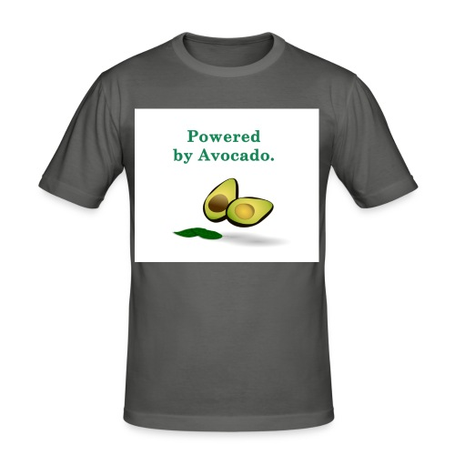 T-shirt ; Powered by avocado - T-shirt près du corps Homme