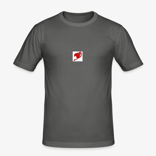 logo fairy tail - T-shirt près du corps Homme