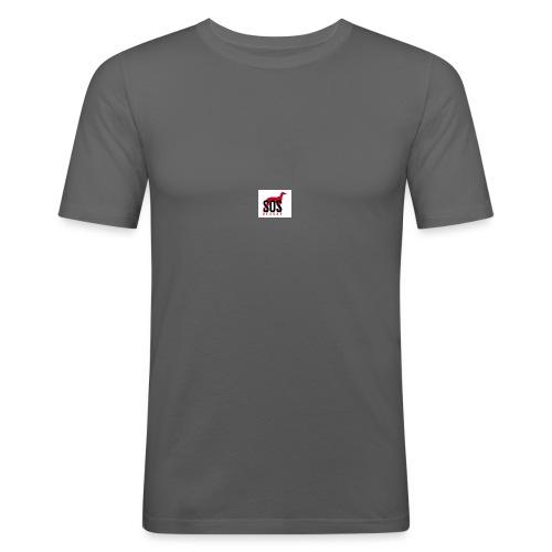 Logo-png - Camiseta ajustada hombre