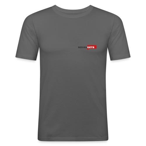 RoyalGets Marque - T-shirt près du corps Homme