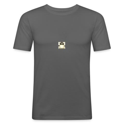 Schott's List Crew Wear - Men's Slim Fit T-Shirt