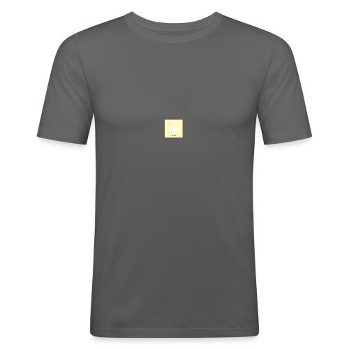 Sqaure - Men's Slim Fit T-Shirt