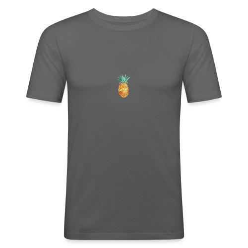 pinety logo print - Herre Slim Fit T-Shirt