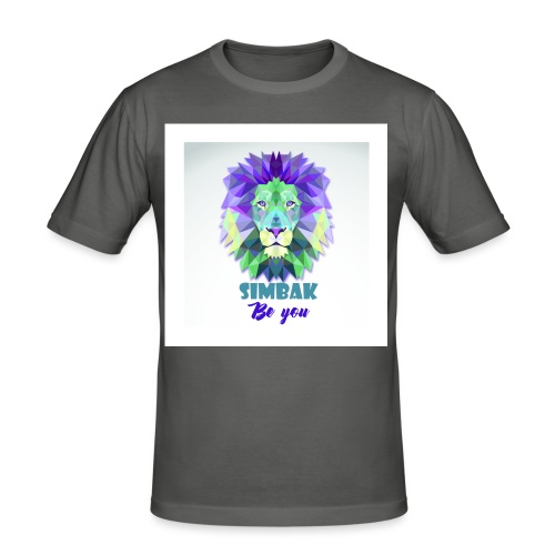 SIMBAK - T-shirt près du corps Homme