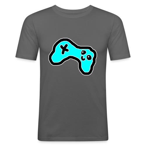 De Gekke Gamer Merchandise - Mannen slim fit T-shirt