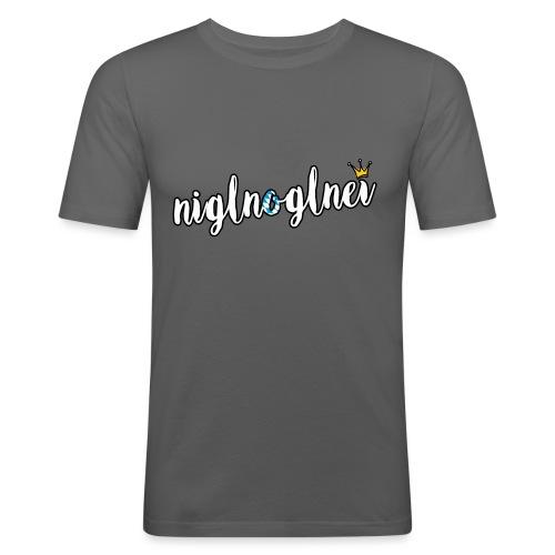 niglnoglnei png - Männer Slim Fit T-Shirt