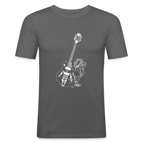 ILUART LION 01 - Camiseta ajustada hombre