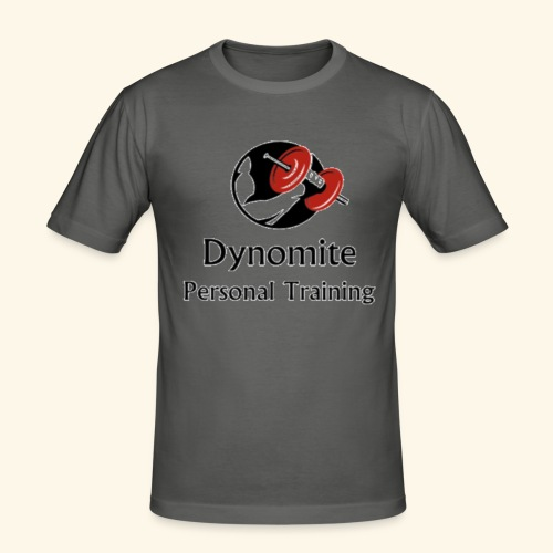 Dynomite Personal Training - Men's Slim Fit T-Shirt