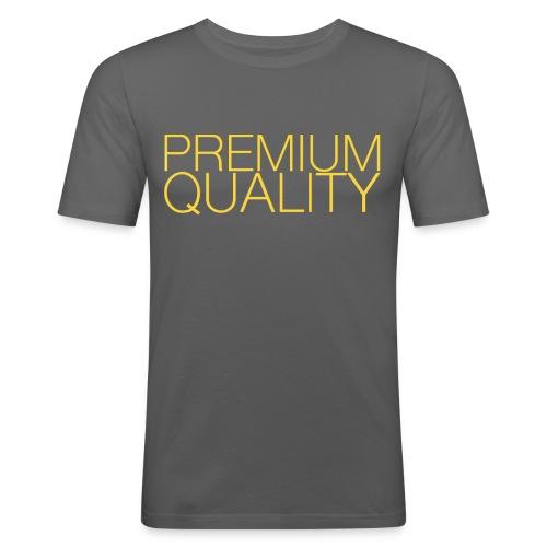 Premium quality - T-shirt près du corps Homme