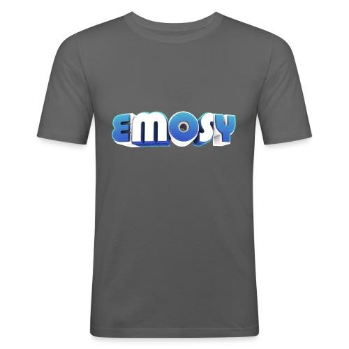 Em0sy - Maglietta aderente da uomo
